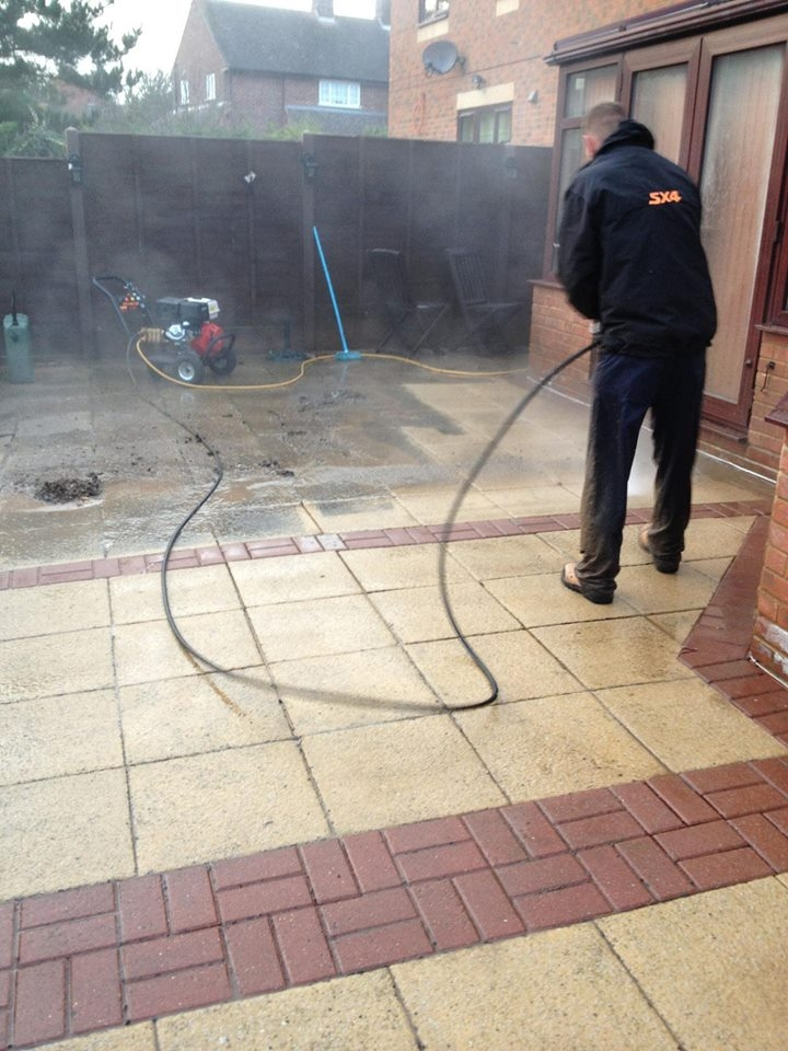 Pressure Cleaning Brighouse